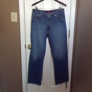Vintage 34X32 TOMMY HILFIGER Mens JEANS like new